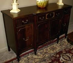 antique dining room sideboard. Antique Dining Room Furniture Walnut Complete Suite 1930 . Sideboard