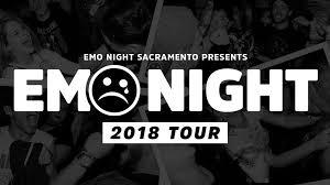 the emo night tour san francisco