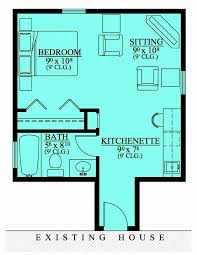 floor plans for houses with inlaw suite new 21 elegant detached mother in law suite home