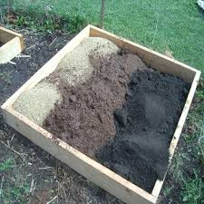 square foot gardening soil mix vegetable using timber raiseds garden raised bed good for ratio a