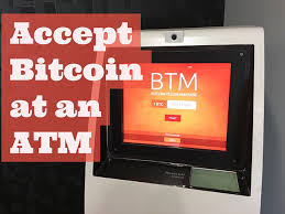 Hacked a bitcoin atm in new york city its easy you can try too!!! Atm Accepting Debit Credit And Bitcoins As A Business Owner Due