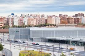 Valencia-Joaquín Sorolla railway station