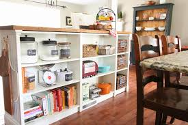 Kitchen Bookcase 24 Brilliant Ikea Hacks To Transform Your Kitchen And Pantry