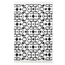 beautiful black and white accent rug or black and white accent rug enormous classic 7 target