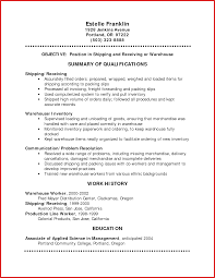 New Resume Formats Resume For A Bank