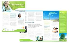 Free Templates For Publisher Newsletter Templates Word Free Download 4 Page Template