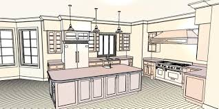 Superior Draw Your Own Kitchen Plans Kitchen Design Software Design Inspirations