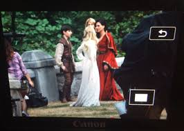 Dream Catcher Cast Once Upon a Time Season 100 BTS Photos of the Cast in Camelot 46