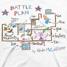 home alone poster battle plan. Plain Alone Home Alone  Kevinu0027s Battle Plan Love All The Traps Haha Throughout Poster Plan D