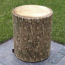 Tree Stump Seats Forest Stump Pouf Tree Stump Seat Merowings