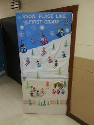 winter door decorating contest. Elementary Shellus She Decorating Contest For Christmas Office Winter Door Decorations