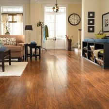 Kitchen Flooring Home Depot Pergo Xp Highland Hickory 10 Mm Thick X 4 7 8 In Wide X 47 7 8 In