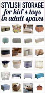 Toy Storage Living Room Living Room Organization Tips Stylish Storage Options Designer