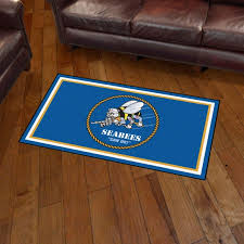 picture of u s navy seabees 3 x5 plush rug