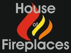 house of fireplaces. house of fireplaces logo c