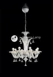 murano glass chandelier coccole mini