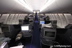 Lufthansa Airlines 747 Seating Chart Lufthansa Business Class Boeing 747 8 Upper Deck Flight Review