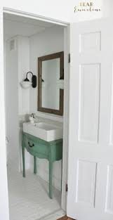 Half Bathroom Decorating 17 Best Ideas About Small Half Bathrooms On Pinterest Half