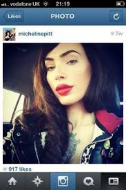 micheline pitt again pinup model makeup artist and designer beautiful