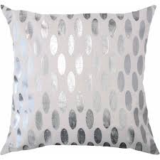 better homes and gardens faux fur decorative toss pillow x