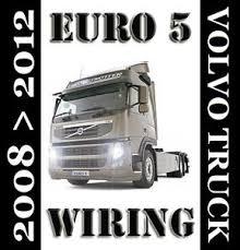 2008 2012 euro 5 volvo fm fm7 fm12 truck wiring electric diagram image is loading 2008 gt 2012 euro 5 volvo fm fm7