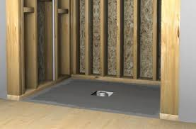 install the cement board on the floor