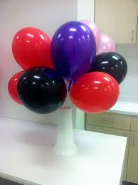 epic diy balloon centerpieces no helium 36 with diy balloon centerpieces no helium