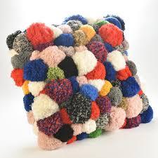 pom pom pillow. Perfect Pillow Pom Pillow With