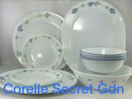 corelle secret garden 14pcs