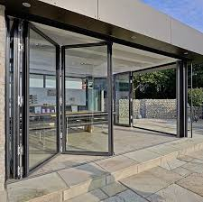 multiple award winner folding glass door sl 82