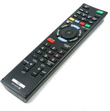 sony tv remote silver. new original sony lcd 3d tv remote control rm-yd073 for kdl-46hx750 kdl tv silver n