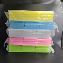 630 шт./лот <b>салфетки для удаления</b> гель-<b>лака</b> для ногтей ...