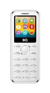 Мобильный <b>телефон BQ 1411</b> Nano Silver, купить в Москве, цены ...