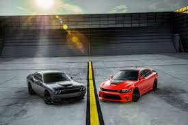 Dodge Pumps Up the Muscle With 2017 Challenger T/A and Charger ...
