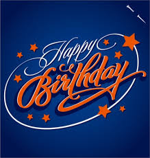 happy birthday design happy birthday text creative design vector free vectors ui