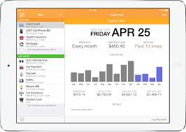 Bill Chart App Chronicle The Easiest Fastest Bill Manager In The App Store