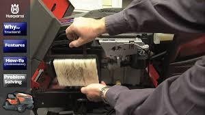 husqvarna lawn tractors problem solving youtube husqvarna lgt2654 parts manual at Husqvarna Lgt2654 Wiring Diagram