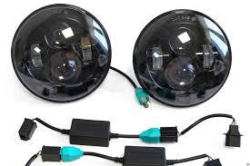 """Купить <b>Фары передние светодиодные LED</b> 7"""" Нива 2121 JG ..."""