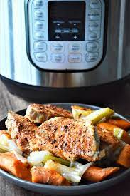 The recipe is quick anyways, so it won't save you a ton of time if you skip the browning. Frozen Pork Chops Instant Pot Instructions The Typical Mom