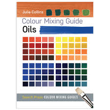 Paint Color Mixing Chart Colour Mixing Guide Oils
