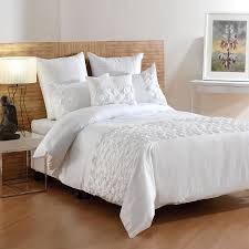 white ruched duvet cover bedroom using queen for gorgeous twin covers king size
