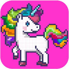 Amazoncom Color By Number Pixel Art Coloring Pages Appstore For