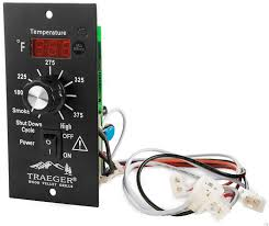 how to replace a traeger hot rod traeger pellet grills bac236 digital thermostat kit multi stage bbq thermostat k