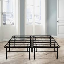 Rest Rite 18 in Twin Metal Platform Bed Frame HDBB441TW The Home