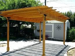 patio shade structures ideas or outside structure a in ca sails gold wooden