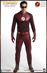 the flash official leather replica image