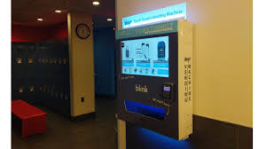 Gym Vending Machines Custom Vengo Labs Announces Expanded Relationship With Blink Fitness