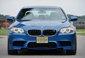 2014 BMW M5 with Competition Package Test Drive - AutoNation Drive ...