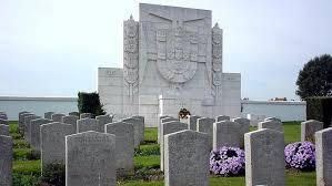 Resultado de imagem para cemitério militar português de richebourg