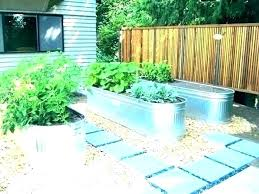 corrugated raised garden bed steel beds metal iron adelaide beautiful layout luxury ideas code b